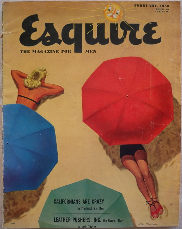Image for ESQUIRE, FEBRUARY 1953, VOL. XXXIX, NO. 2, WHOLE NO. 231