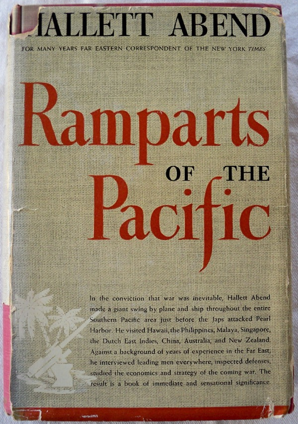Image for RAMPARTS OF THE PACIFIC