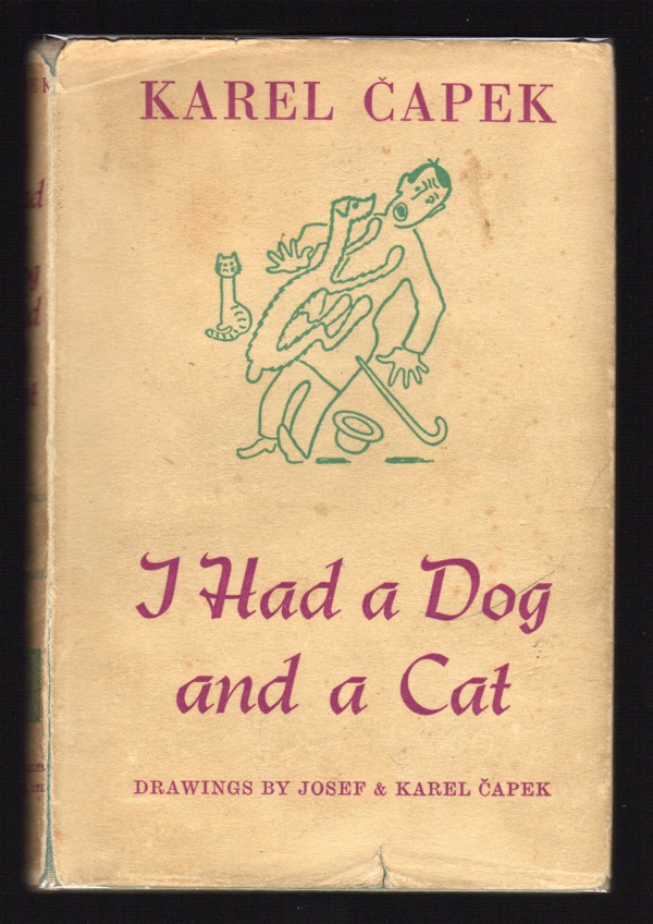 Image for I HAD A DOG AND A CAT