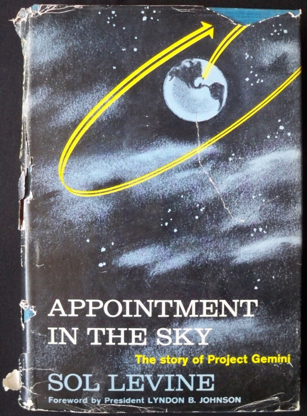 Image for APPOINTMENT IN THE SKY: THE STORY OF PROJECT GEMINI