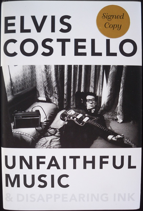 Image for UNFAITHFUL MUSIC & DISAPPEARING INK