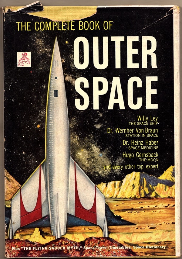 Image for THE COMPLETE BOOK OF OUTER SPACE