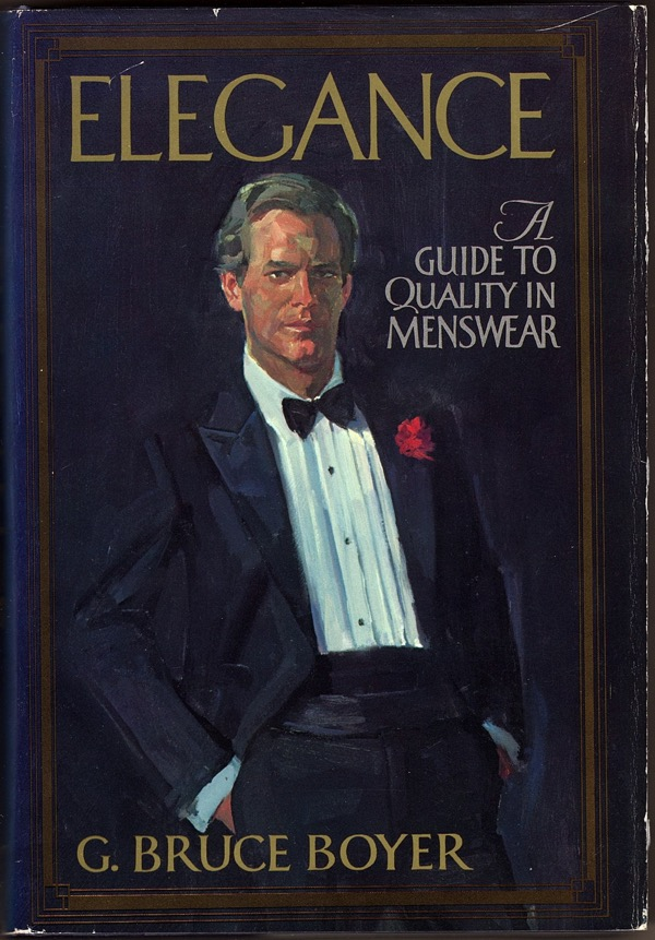 Image for ELEGANCE: A GUIDE TO QUALITY IN MENSWEAR