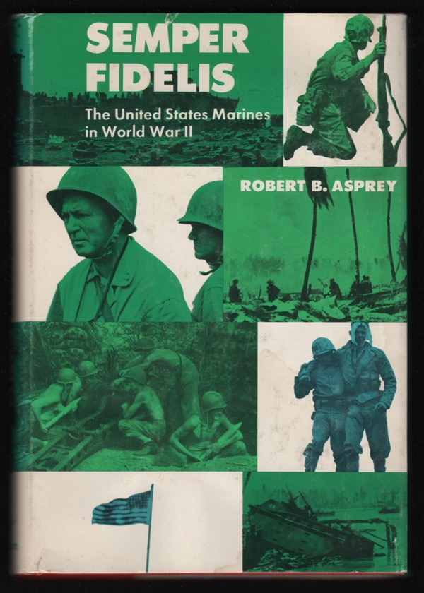 Image for SEMPER FIDELIS: THE U.S. MARINES IN WORLD WAR II