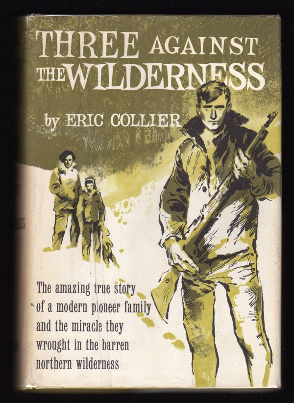 Image for THREE AGAINST THE WILDERNESS