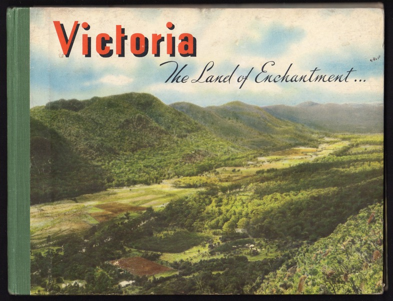 Image for VICTORIA, LAND OF ENCHANTMENT
