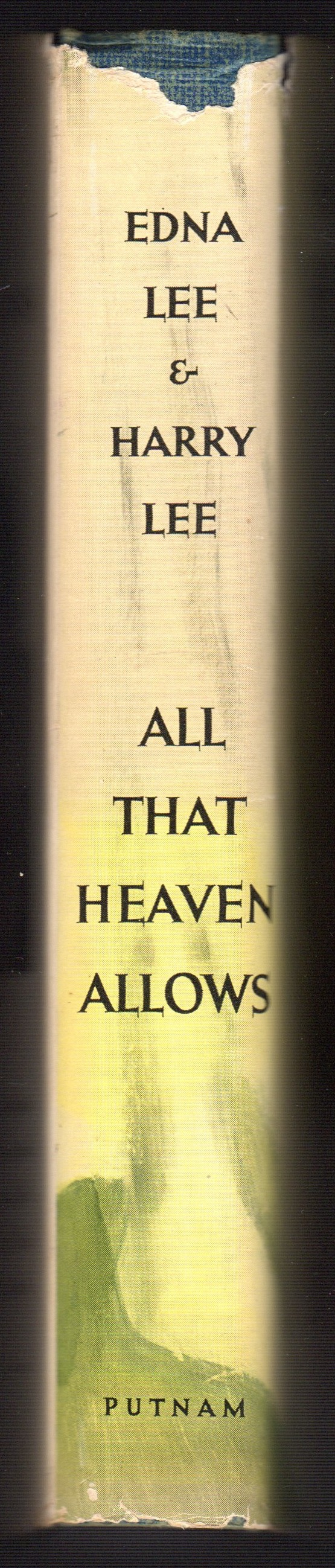 Image for ALL THAT HEAVEN ALLOWS