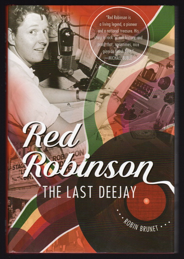 Image for RED ROBINSON: THE LAST DEEJAY