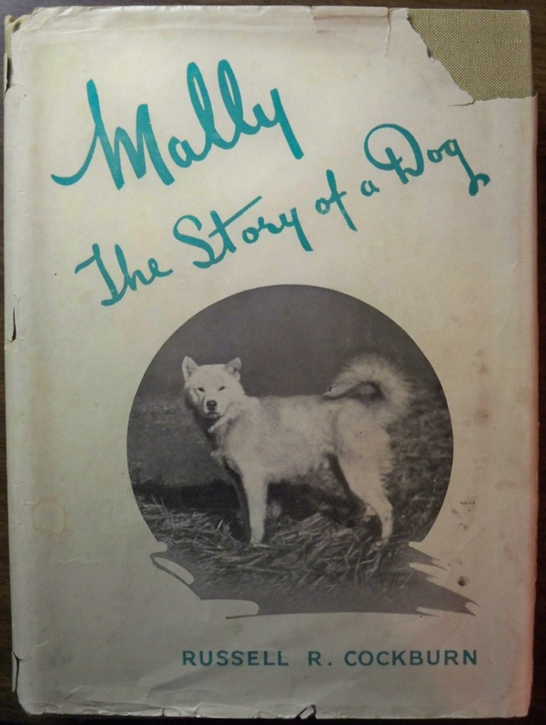 Image for MALLY: THE STORY OF A DOG