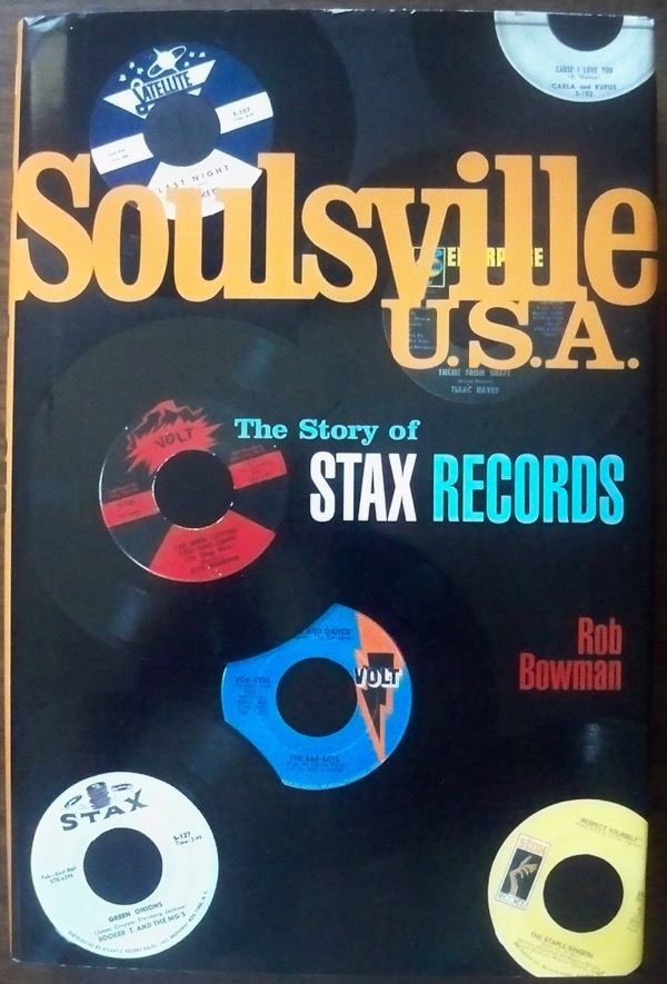 Image for SOULSVILLE U.S.A.: THE STORY OF STAX RECORDS