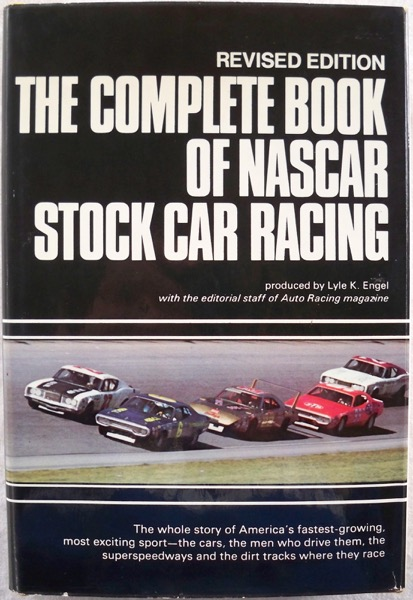 Image for The Complete Book of NASCAR Stock Car Racing