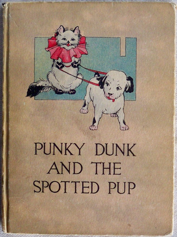 Image for PUNKY DUNK AND THE SPOTTED PUP