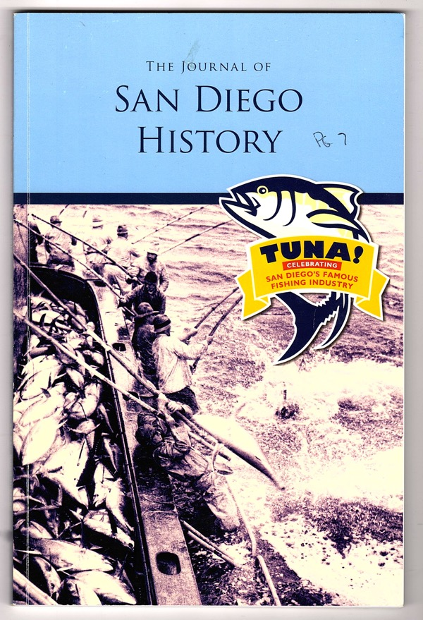 Image for THE JOURNAL OF SAN DIEGO HISTORY, WINTER/SPRING 2012, VOL. 58, NOS. 1 & 2 (TUNA! CELEBRATING SAN DIEGO'S FAMOUS FISHING INDUSTRY)