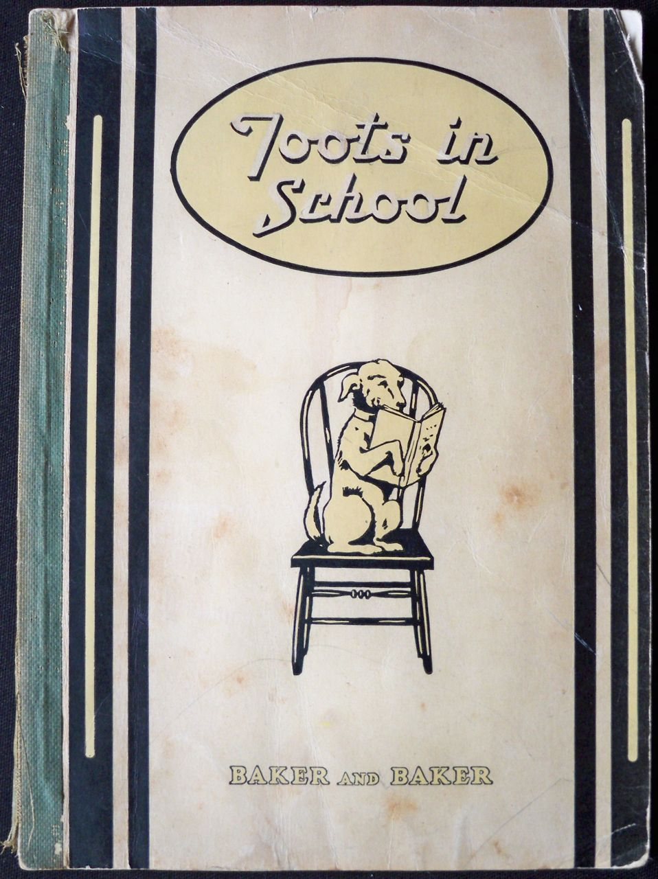 Image for TOOTS IN SCHOOL: BEGINNERS' BOOK