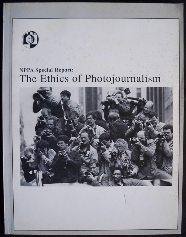Image for THE ETHICS OF PHOTOJOURNALISM: NPPA SPECIAL REPORT