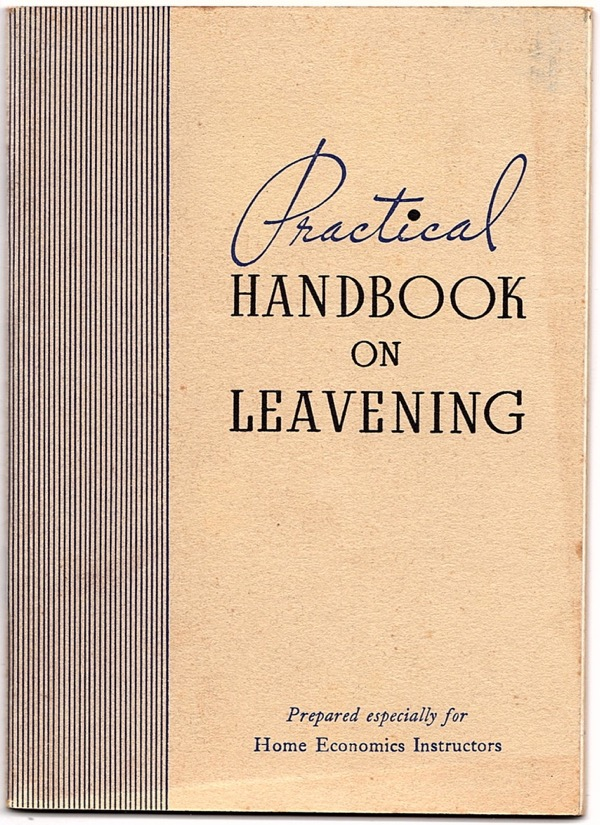 Image for PRACTICAL BOOK ON LEAVENING