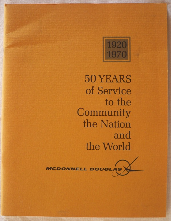 Image for 50 YEARS OF SERVICE TO THE COMMUNITY, THE NATION, AND THE WORLD, 1920-1970