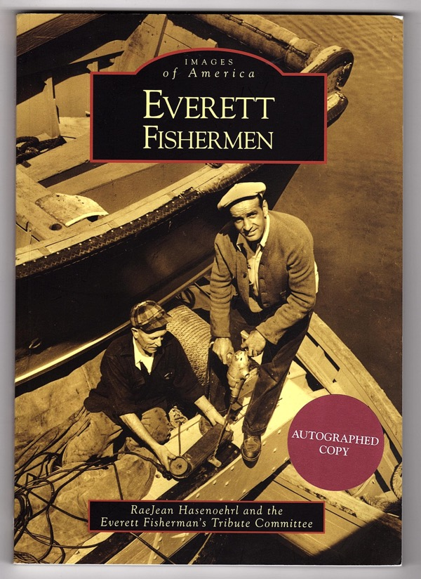 Image for EVERETT FISHERMEN (IMAGES OF AMERICA)