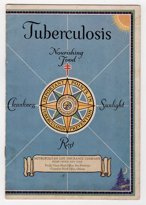 Image for TUBERCULOSIS: NOURISHING FOOD, CLEANLINESS, SUNLIGHT, REST