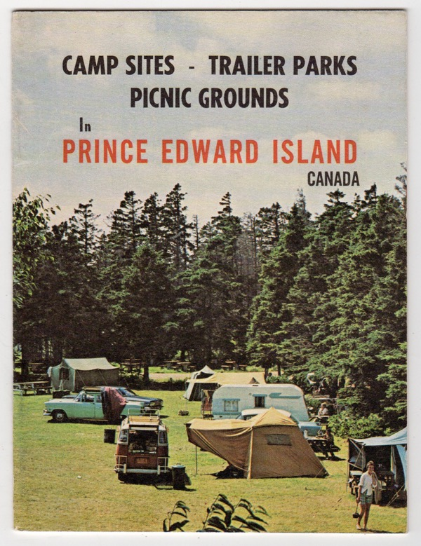 Image for CAMP SITES - TRAILER PARKS - PICNIC GROUNDS IN PRINCE EDWARD ISLAND, CANADA