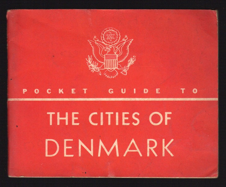 Image for POCKET GUIDE TO THE CITIES OF DENMARK