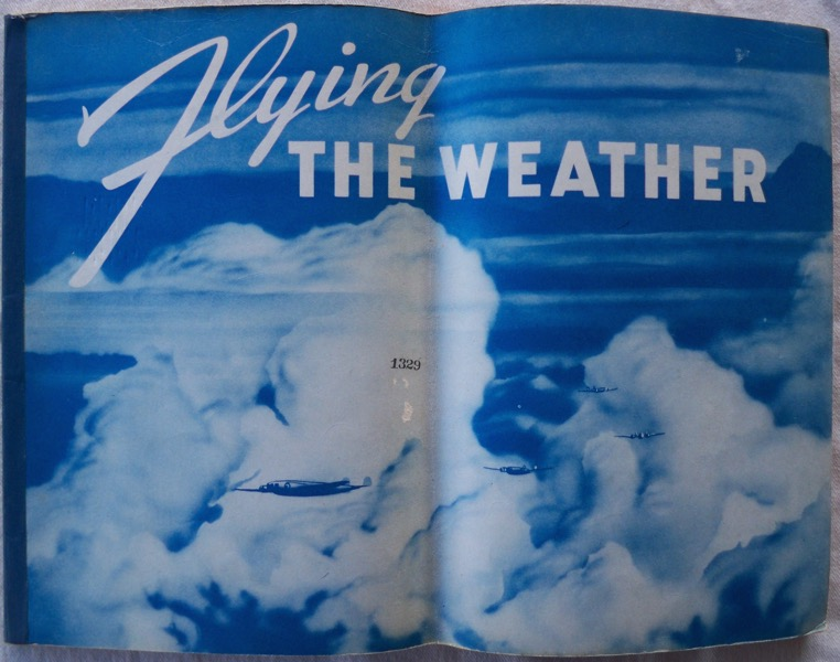 Image for FLYING THE WEATHER